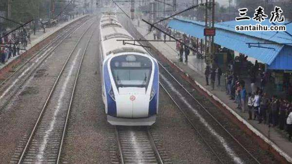 印度国产火车 train18,致敬印度号