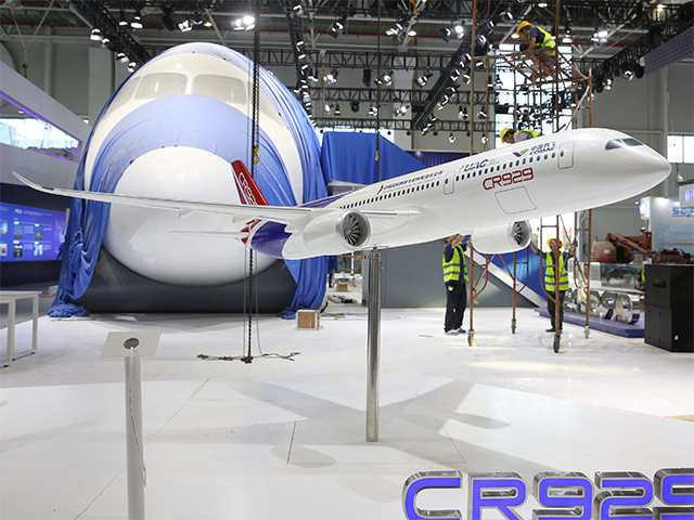 c929大飞机