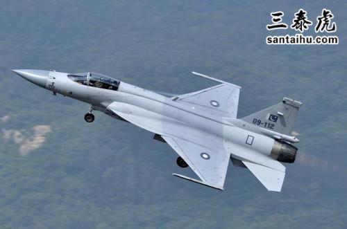 巴基斯坦枭龙战机