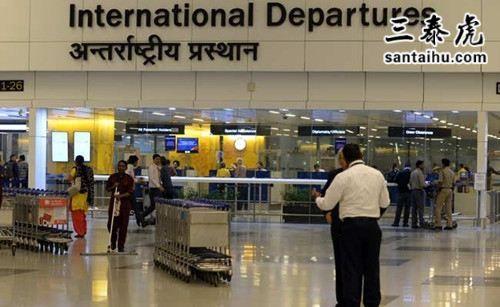 德里国际机场