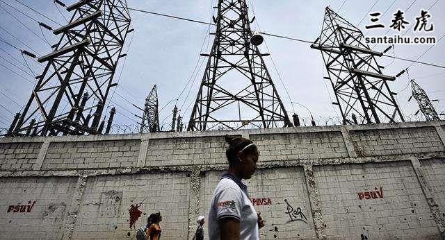 委内瑞拉电塔