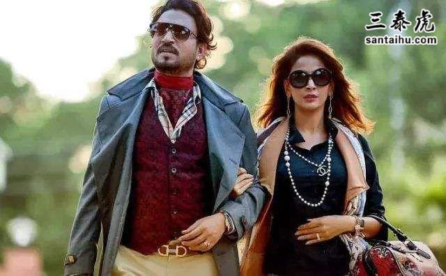 印度电影《起跑线》剧照