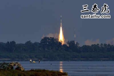 印度发射火箭