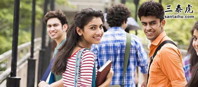 印度学生,印度留学生