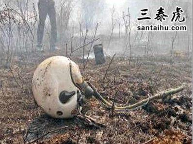 幻影战斗机在班加罗尔坠毁