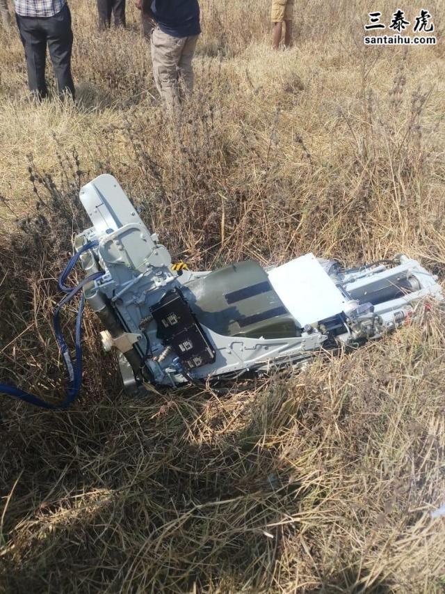 印度空军一架幻影战斗机在班加罗尔坠毁