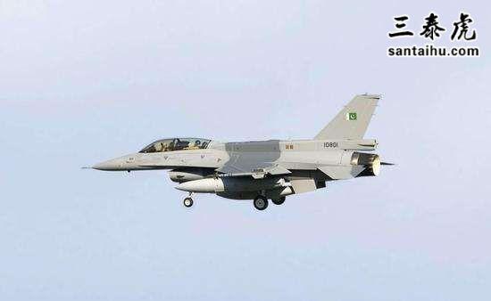巴基斯坦F16战机