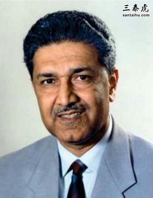 阿卜杜勒·卡迪尔·可汗博士