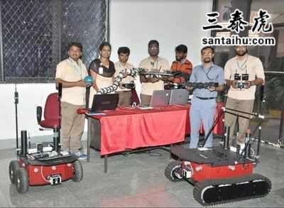 印度机器人