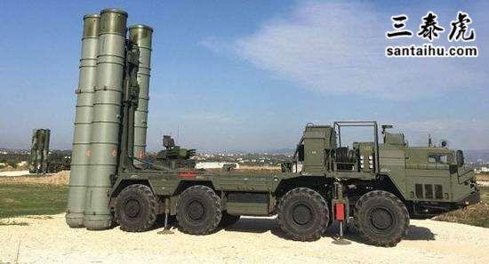 S400防空导弹