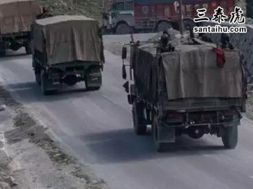 印军边境士兵已收到美国进口御寒服,印网民:是中国生产的吧